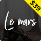 Lemars - Personal Blog WordPress Theme - ThemeForest Item for Sale