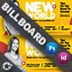 Seminar Billboard Templates - GraphicRiver Item for Sale