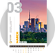 Wall Calendar 2021. A3 and Tabloid - GraphicRiver Item for Sale