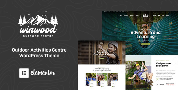 Winwood - Sports & Outdoor WordPress Theme
