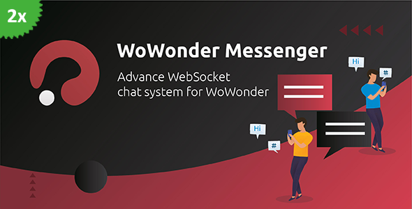 Real-Time Messenger (websocket) & Music Plugin for WoWonder Social Network (Free audio/video calls)