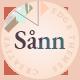 Sånn - Design Portfolio Theme - ThemeForest Item for Sale