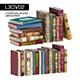 L3DV02G04 - books set - 3DOcean Item for Sale