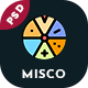 Misco - Online Lottery & Raffle System PSD Template - ThemeForest Item for Sale