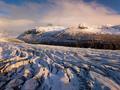 Aerial view of Vatnajokull Glacier, Iceland - PhotoDune Item for Sale