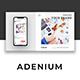 Adenium - Instagram Post Template - GraphicRiver Item for Sale