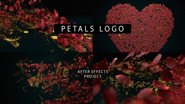 Petals Logo by elmake