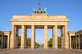 The famous Brandenburg Gate in Berlin - PhotoDune Item for Sale