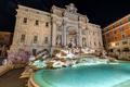 The famous Fontana di Trevi in Rome - PhotoDune Item for Sale
