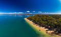 Sunny day on Coochiemudlo Island, Brisbane, Queensland, Australia - PhotoDune Item for Sale