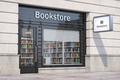 Bookstore shop exterior with books and textbooks in showcase. - PhotoDune Item for Sale