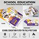 School Education Print Template Bundle - GraphicRiver Item for Sale