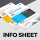 Company Info Sheet - GraphicRiver Item for Sale