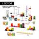 L3DV04G01 - candles candlesticks set - 3DOcean Item for Sale