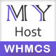 My Host WHMCS Hosting Template - ThemeForest Item for Sale