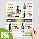 Juicer Product Flyer Template - GraphicRiver Item for Sale