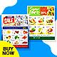 Supermarket / Grocery Catalog Flyer Bundle - GraphicRiver Item for Sale