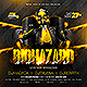 Biohazard Party Flyer - GraphicRiver Item for Sale