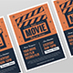 Movie at Home Flyer Pack - GraphicRiver Item for Sale