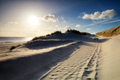 walking between sand dunes in sunshine - PhotoDune Item for Sale