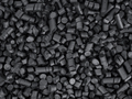 Black rubber granules - PhotoDune Item for Sale