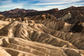 Rock formations at Zabriskie Point, Death Valley National Park, Nevada, USA - PhotoDune Item for Sale