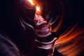Famous Antelope canyon near Page, Arizona - PhotoDune Item for Sale