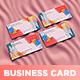 Business Card MockUp v2 - GraphicRiver Item for Sale