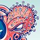 Coronavirus Vector Art - GraphicRiver Item for Sale
