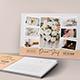 Simple Collage Invitation - GraphicRiver Item for Sale