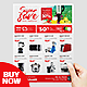 Home Appliances Product Promotion Flyer - GraphicRiver Item for Sale