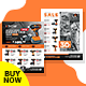 Power Tools Product Flyer Bundle - GraphicRiver Item for Sale
