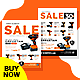 Power Tools Catalog Product Flyer Bundle - GraphicRiver Item for Sale