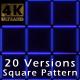Square Pattern V1 - VideoHive Item for Sale