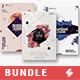 Creative Sound vol.10 – Party Flyer / Poster Templates Bundle - GraphicRiver Item for Sale
