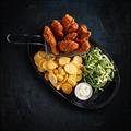 Crispy fried chicken breast strips - PhotoDune Item for Sale