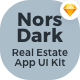 Nors Real Estate App UI Kit - ThemeForest Item for Sale