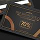 Elegant Golden Gift Cards Vol. 4 - GraphicRiver Item for Sale