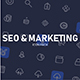 Seo & Marketing icon pack - GraphicRiver Item for Sale