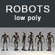 Robot 001 - 3DOcean Item for Sale