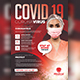 Covid-19 Flyer - GraphicRiver Item for Sale