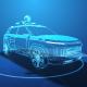 Autonomous vehicle loop - VideoHive Item for Sale