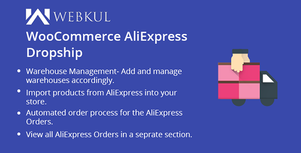 WooCommerce AliExpress Dropship