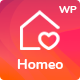 Homeo - Real Estate WordPress Theme - ThemeForest Item for Sale