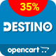 Destino - Multipurpose eCommerce OpenCart 2.3 and 3 Theme With Mobile-Specific Layouts - ThemeForest Item for Sale
