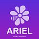 Ariel - App Landing Page Template + RTL - ThemeForest Item for Sale