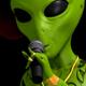 Space Alien Rapper Gangster 4K - VideoHive Item for Sale