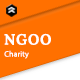NGOO - Non-profit Charity Template Kit - ThemeForest Item for Sale