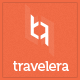 Travelera - WordPress Blog Theme - ThemeForest Item for Sale