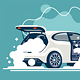 Washing Car Station Wash Interior and Engine - GraphicRiver Item for Sale